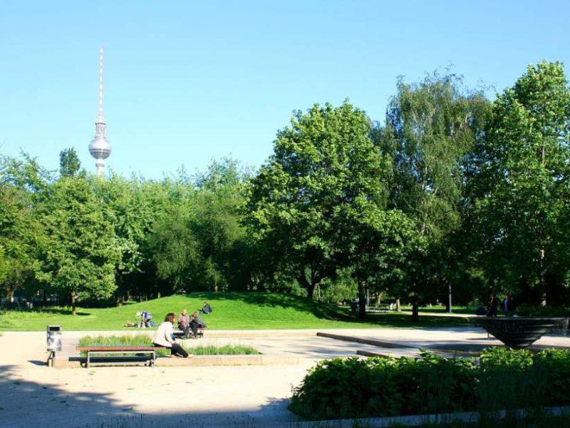 Grillen Berlin